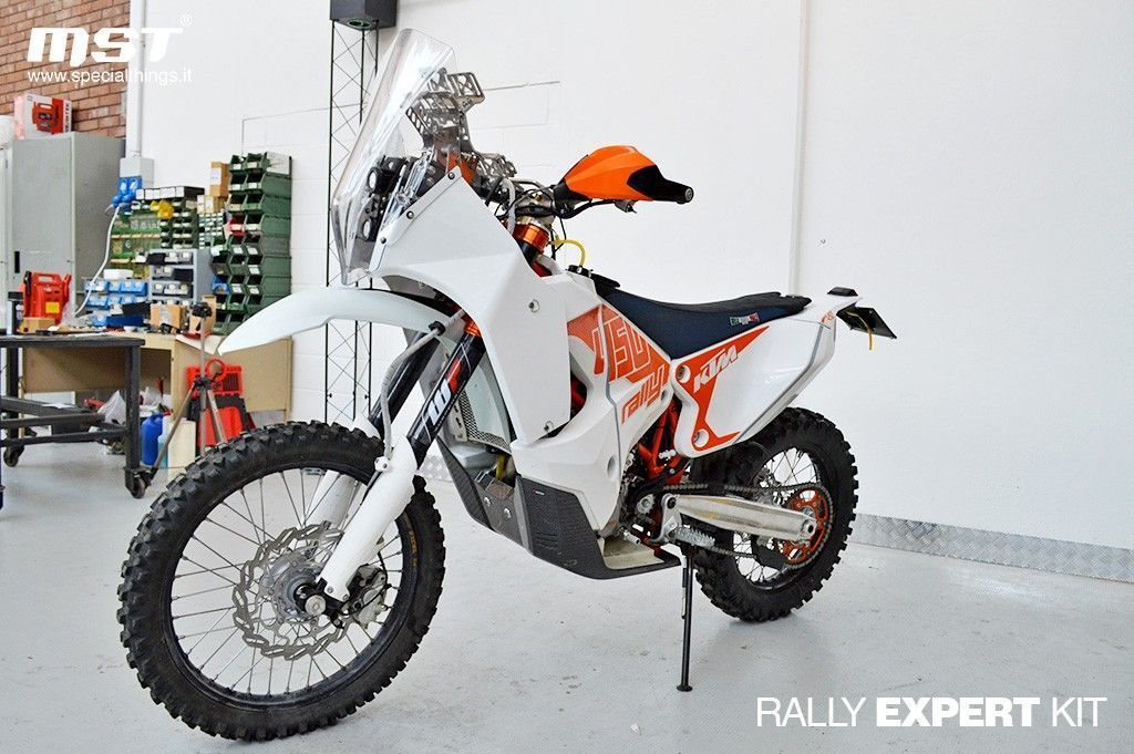 Rally Expert Universal Kit Complet