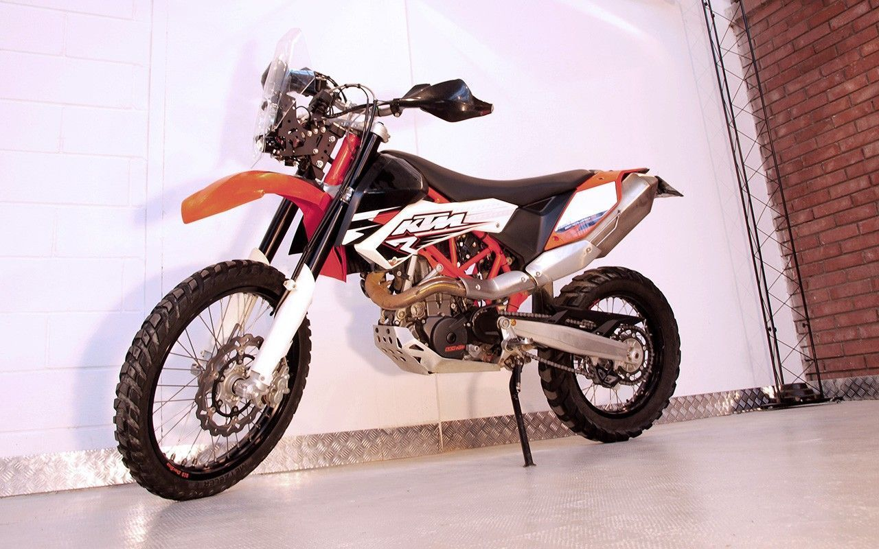 Kit rally light enduro ktm 450