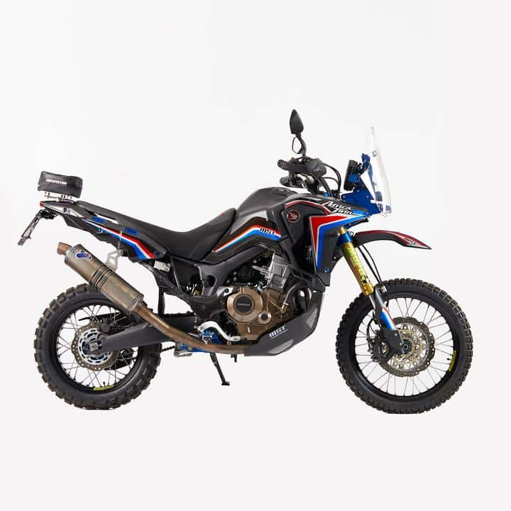 honda rally kit africa twin crf 1000 motology. Black Bedroom Furniture Sets. Home Design Ideas